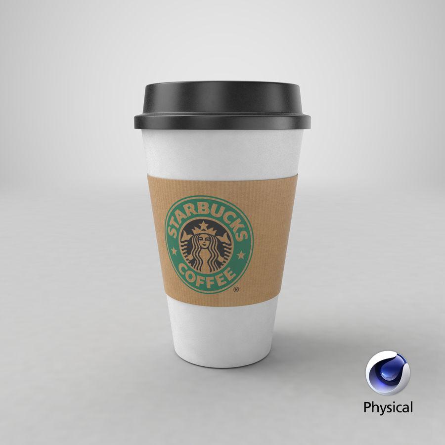 Tasse à café royalty-free 3d model - Preview no. 18
