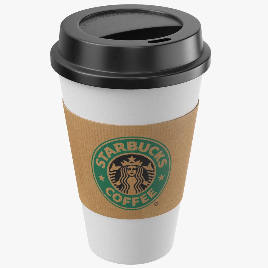 Tasse à café royalty-free 3d model - Preview no. 1