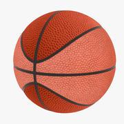 Basketball (balle) 3d model