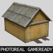 Garagem 3d model