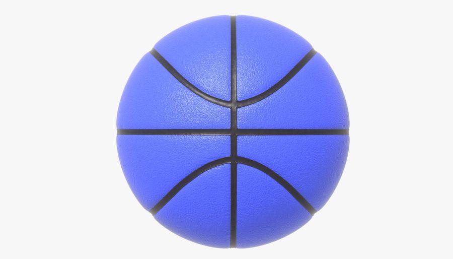 Баскетбол Спорт royalty-free 3d model - Preview no. 4