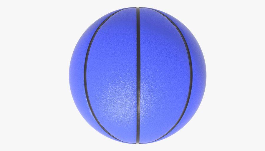 Баскетбол Спорт royalty-free 3d model - Preview no. 5