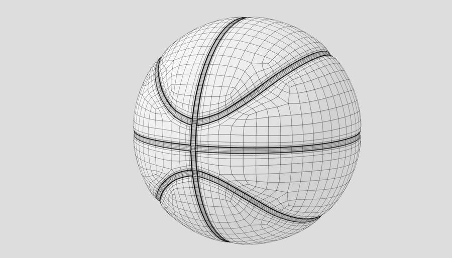 Баскетбол Спорт royalty-free 3d model - Preview no. 9