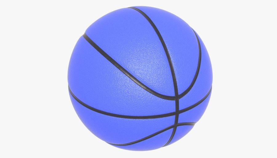 Баскетбол Спорт royalty-free 3d model - Preview no. 7