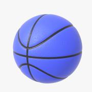 Баскетбол Спорт 3d model