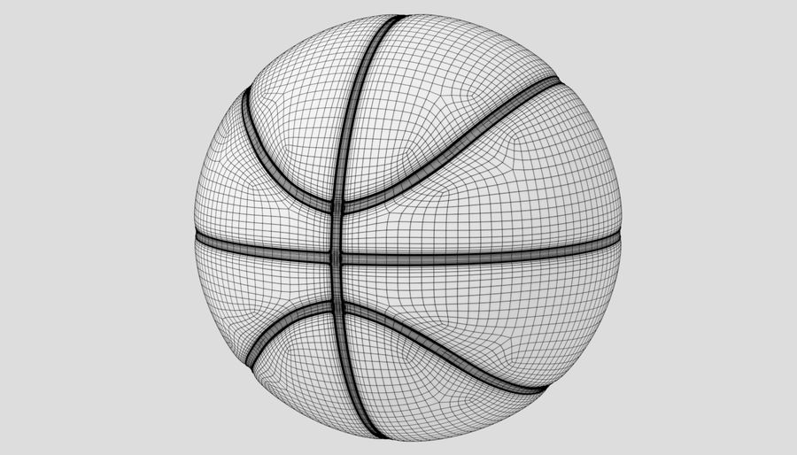 Sport di pallacanestro royalty-free 3d model - Preview no. 14