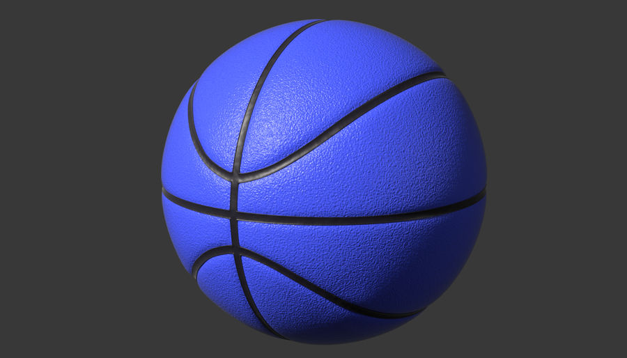 Sport di pallacanestro royalty-free 3d model - Preview no. 2