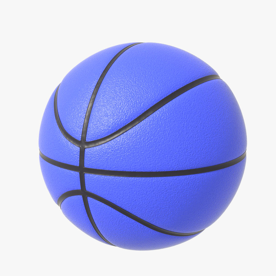 Sport di pallacanestro royalty-free 3d model - Preview no. 1