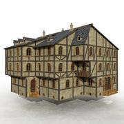 Medieval Block 7 3d model