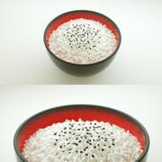 Rice 3d model