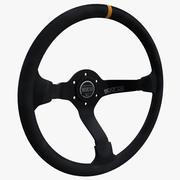 Sparco R325 Steering Wheel 3d model