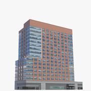Millennium Tower Residences V3 3d model