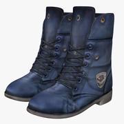 鞋类 3d model