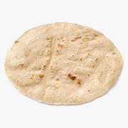 Realistic Mexican Tortilla 3d model