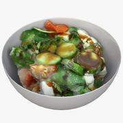 Salad 05 3d model
