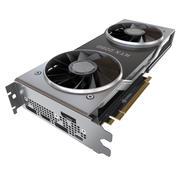 NVIDIA GeForce RTX 2080 3d model