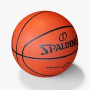 Baloncesto Baloncesto Spalding modelo 3d