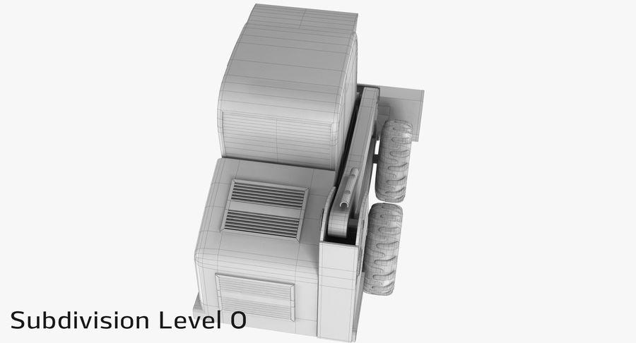 建設機械 royalty-free 3d model - Preview no. 15