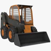 建設機械 3d model