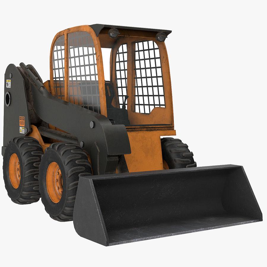 建設機械 royalty-free 3d model - Preview no. 1