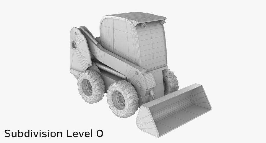 建設機械 royalty-free 3d model - Preview no. 13