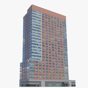 Millennium Tower Residences V2 3d model