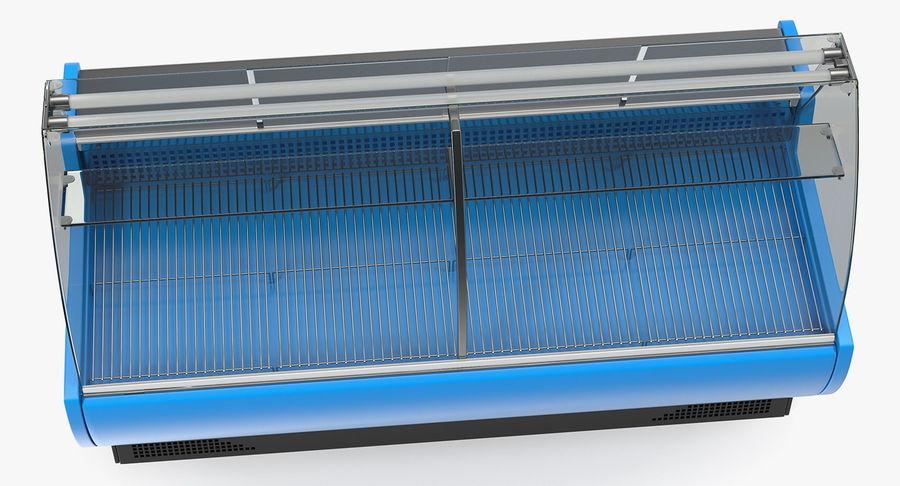 Supermarkt Lebensmittel Display royalty-free 3d model - Preview no. 6
