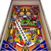 Cyrk Pinball 3d model