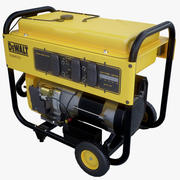 Portable Generator DeWalt 3d model
