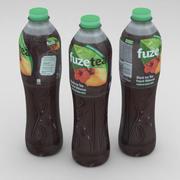 FuzeTea Ice Tea Melocotón Botella 1500ml modelo 3d