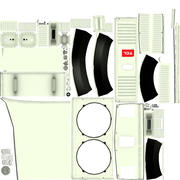 双涡轮空调 3d model