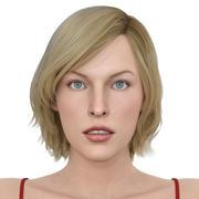 爱丽丝V1米拉·乔沃维奇 3d model