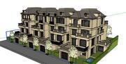 huis model 3d model
