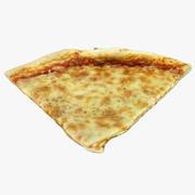 Pizza Slice 01 3d model