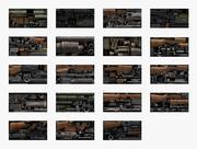 II. Dünya Savaşı ABD Silah Koleksiyonu 3d model