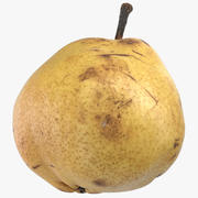 Comice Pear 03 modelo 3d