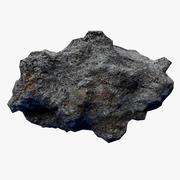 Rotsachtige Asteroïde 1 3d model