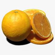 Pomarańcze 3d model