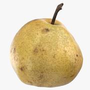 Comice Pear 04 modelo 3d