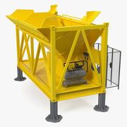 Промышленная сортировочная машина 3d model