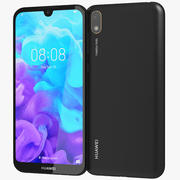 Huawei Y5 2019 Preto 3d model