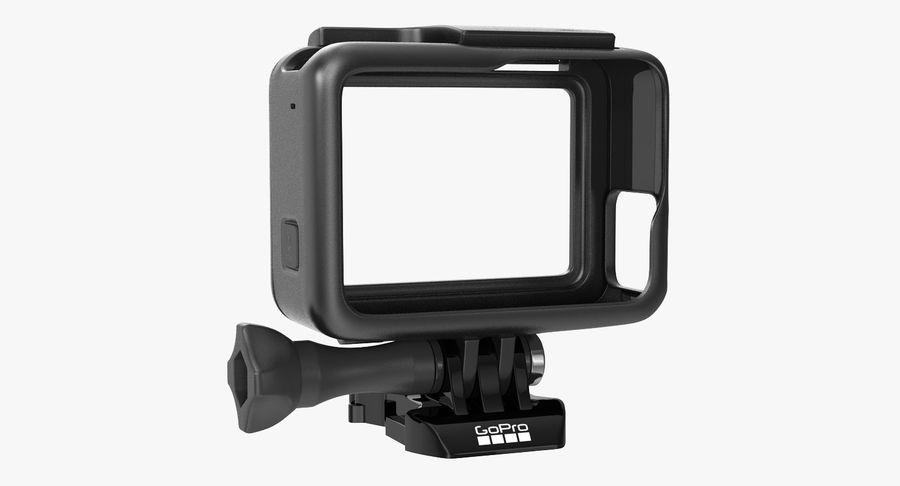 GoPro Hero 7 Koruyucu Kılıf royalty-free 3d model - Preview no. 5