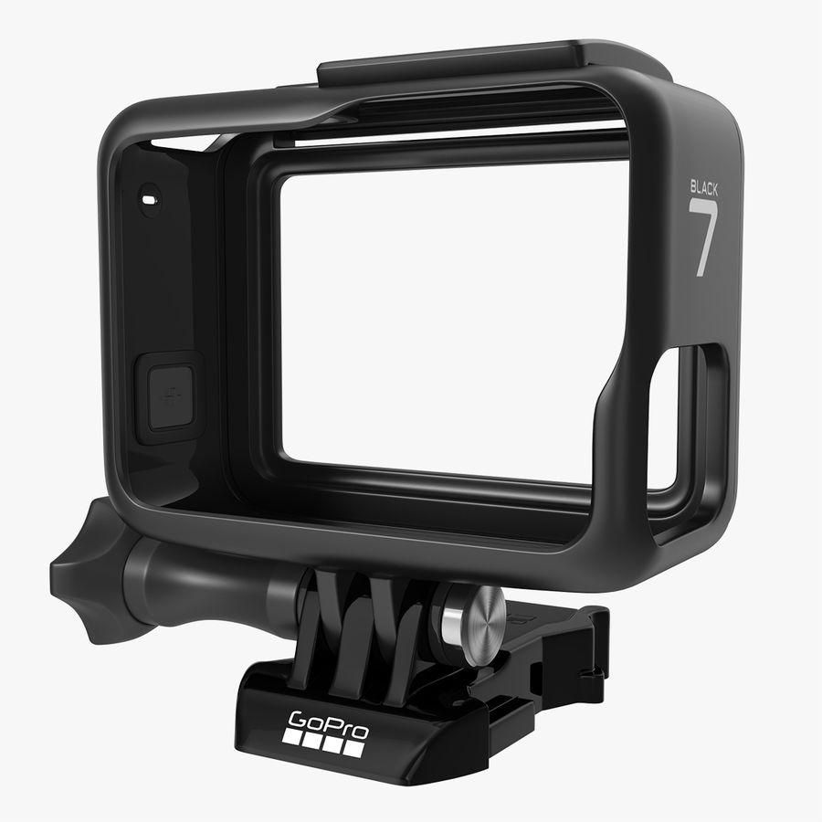 GoPro Hero 7 Koruyucu Kılıf royalty-free 3d model - Preview no. 1