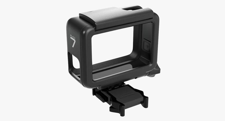 GoPro Hero 7 Koruyucu Kılıf royalty-free 3d model - Preview no. 4