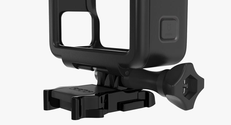 GoPro Hero 7 Koruyucu Kılıf royalty-free 3d model - Preview no. 7