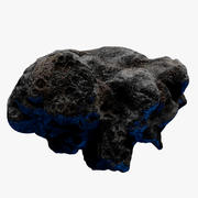 Rotsachtige Asteroïde 5 3d model