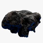 Rocky Asteroid 5 3d model