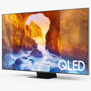 Samsung Q90R QLED Smart 8K UHD TV 75インチ2019 3d model