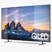 Samsung Q80R US QLED Smart 4K UHD TV 75インチ2019 3d model