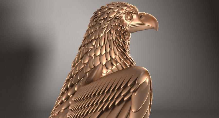 Adler royalty-free 3d model - Preview no. 11
